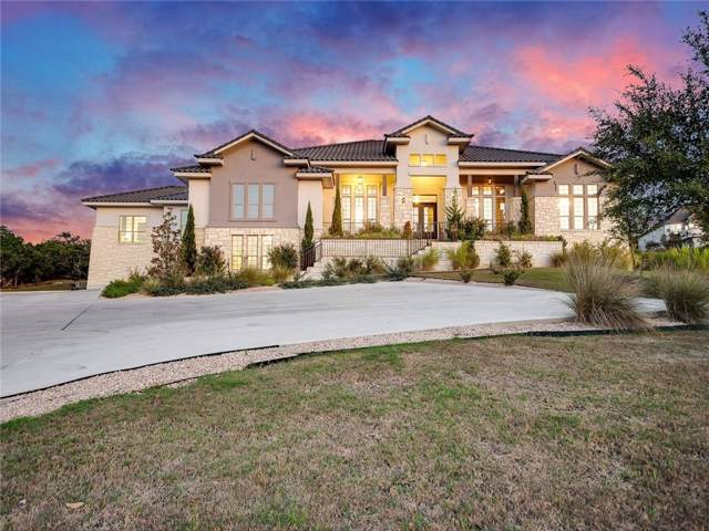 18117 Vistancia Dr, Dripping Springs, TX 78620 (#7170523) :: The Perry Henderson Group at Berkshire Hathaway Texas Realty