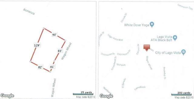 20801 Bonanza St, Lago Vista, TX 78645 (MLS #7171178) :: Vista Real Estate