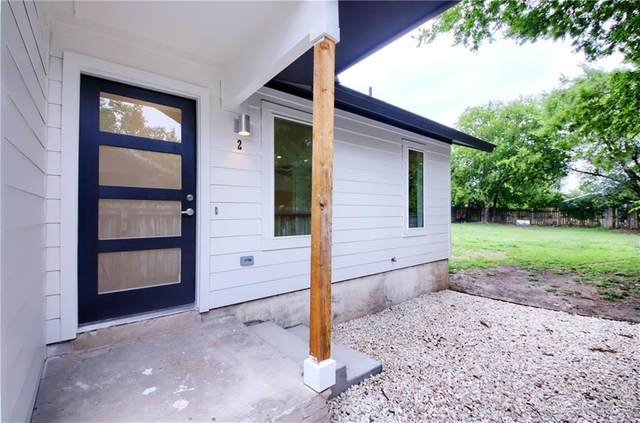 7609 Carver Ave #2, Austin, TX 78752 (#7172483) :: The Heyl Group at Keller Williams