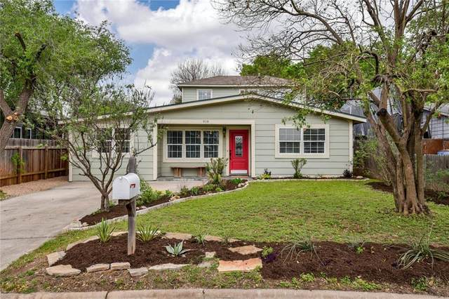 918 Taulbee Ln, Austin, TX 78757 (#7172571) :: Green City Realty