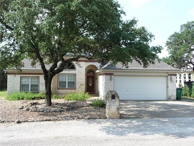 12 Wide Canyon Dr, Wimberley, TX 78676 (#7174573) :: Lauren McCoy with David Brodsky Properties