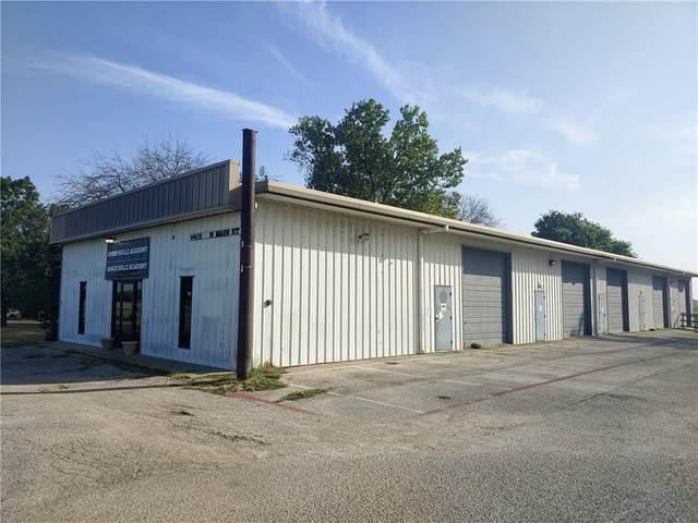 2901 S Hwy 95 Highway, Taylor, TX 76574 (#7178959) :: Cord Shiflet Group