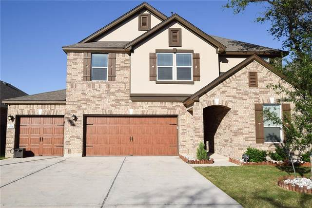 1024 Plano Ln, Leander, TX 78641 (#7180117) :: Realty Executives - Town & Country