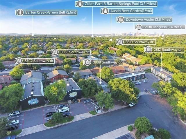3804 Southway #103, Austin, TX 78704 (MLS #7183097) :: Vista Real Estate