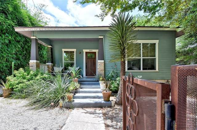1915 Haskell St, Austin, TX 78702 (#7183290) :: Papasan Real Estate Team @ Keller Williams Realty