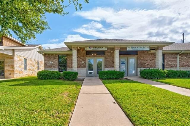 3000 Joe Dimaggio Blvd #12, Round Rock, TX 78665 (#7184649) :: Zina & Co. Real Estate