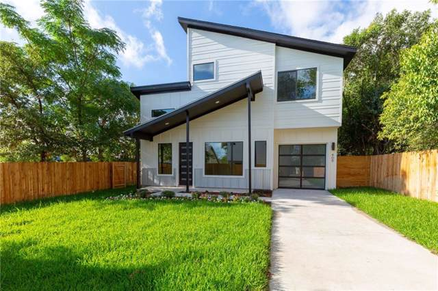 409 Delmar Ave #2, Austin, TX 78752 (#7186668) :: The Perry Henderson Group at Berkshire Hathaway Texas Realty