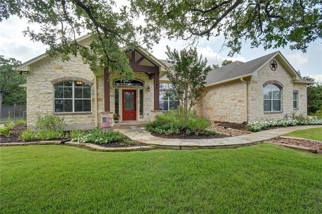 185 Trailblazer Dr, Bastrop, TX 78602 (#7186959) :: Papasan Real Estate Team @ Keller Williams Realty