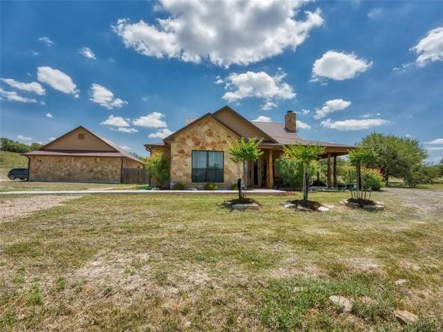 310 Summit Ridge Trl, Johnson City, TX 78636 (MLS #7187211) :: Brautigan Realty