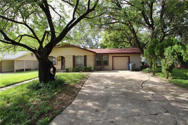1307 Glenwood Dr, Austin, TX 78723 (#7189614) :: The Perry Henderson Group at Berkshire Hathaway Texas Realty