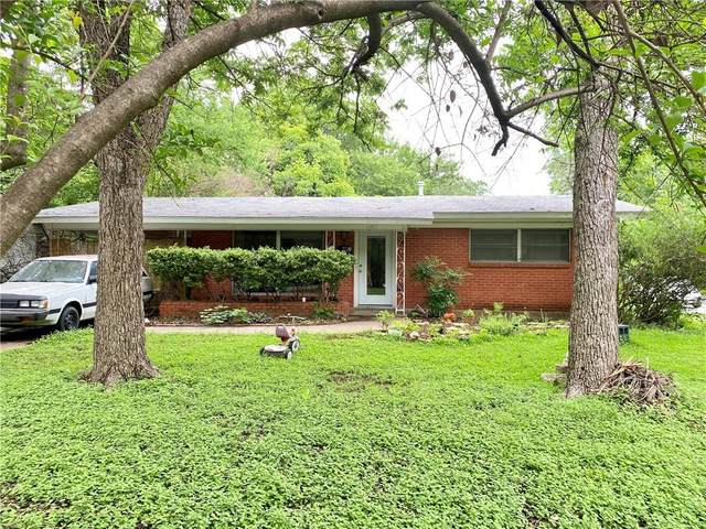 4601 Caswell Ave, Austin, TX 78751 (#7190673) :: Ben Kinney Real Estate Team