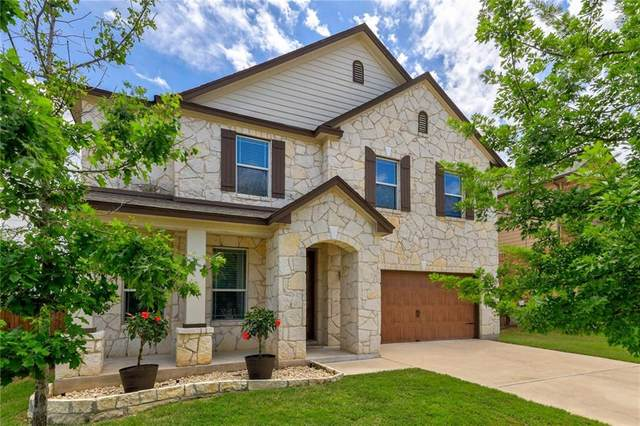 229 Culebra Dr, Georgetown, TX 78626 (#7192670) :: The Summers Group