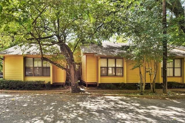 5107 Leralynn St #302, Austin, TX 78751 (#7192689) :: The Perry Henderson Group at Berkshire Hathaway Texas Realty