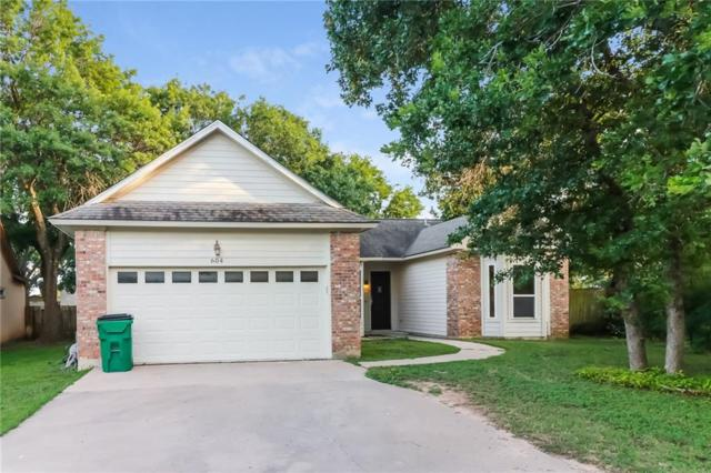 604 Chinaberry Ct, Cedar Park, TX 78613 (#7193193) :: Magnolia Realty