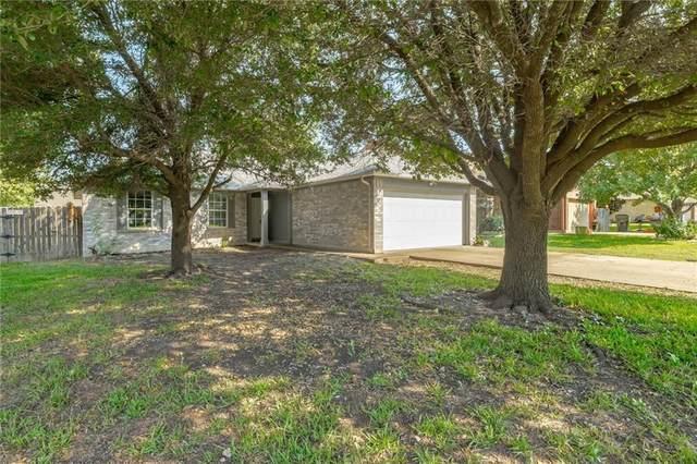 110 Evergreen Cir, Georgetown, TX 78626 (#7193364) :: Papasan Real Estate Team @ Keller Williams Realty