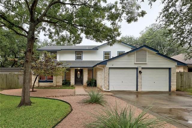 6305 Woodcrest Dr, Austin, TX 78759 (#7193540) :: Papasan Real Estate Team @ Keller Williams Realty