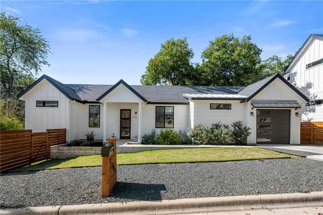 1105 Marcy St #2, Austin, TX 78745 (#7194242) :: Papasan Real Estate Team @ Keller Williams Realty