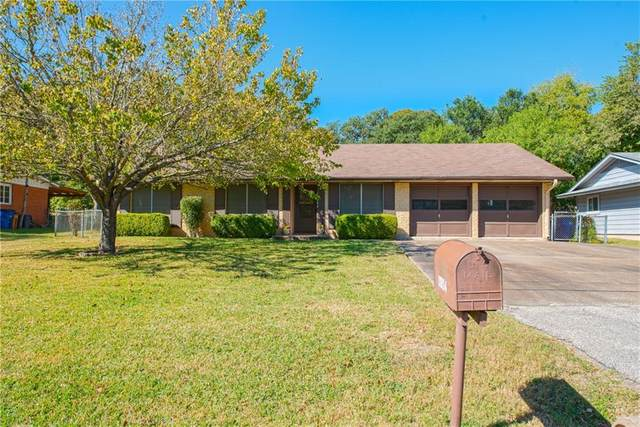 11804 Oakwood Dr, Austin, TX 78753 (#7194726) :: The Perry Henderson Group at Berkshire Hathaway Texas Realty
