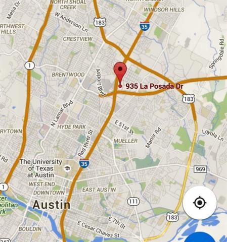 935 La Posada Dr #143, Austin, TX 78752 (#7195737) :: Papasan Real Estate Team @ Keller Williams Realty