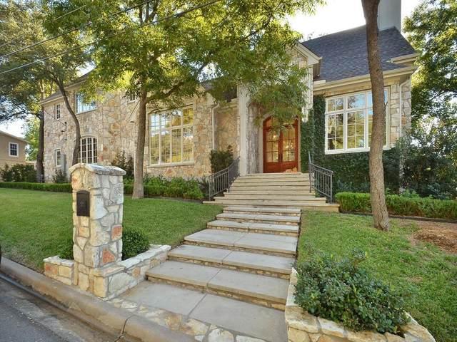 2101 Matthews Dr, Austin, TX 78703 (MLS #7196547) :: Green Residential