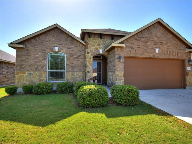123 Pentire Way, Hutto, TX 78634 (#7197020) :: The Perry Henderson Group at Berkshire Hathaway Texas Realty