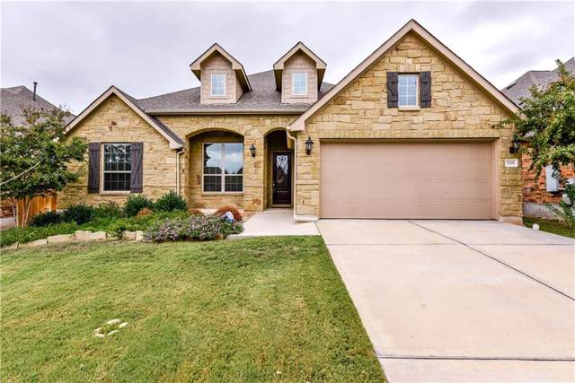 3708 Ashbury Rd, Round Rock, TX 78681 (#7197032) :: The Perry Henderson Group at Berkshire Hathaway Texas Realty
