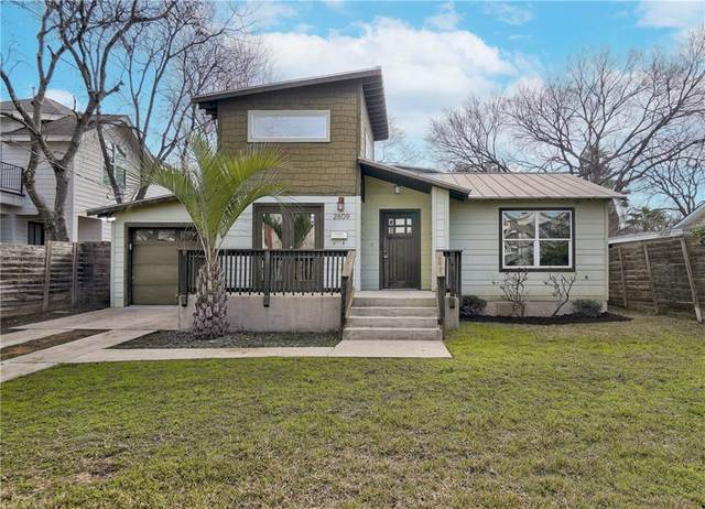 2609 Wilson St, Austin, TX 78704 (#7197088) :: Realty Executives - Town & Country
