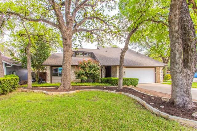 11901 Broad Leaf Cv, Austin, TX 78750 (#7197367) :: Realty Executives - Town & Country