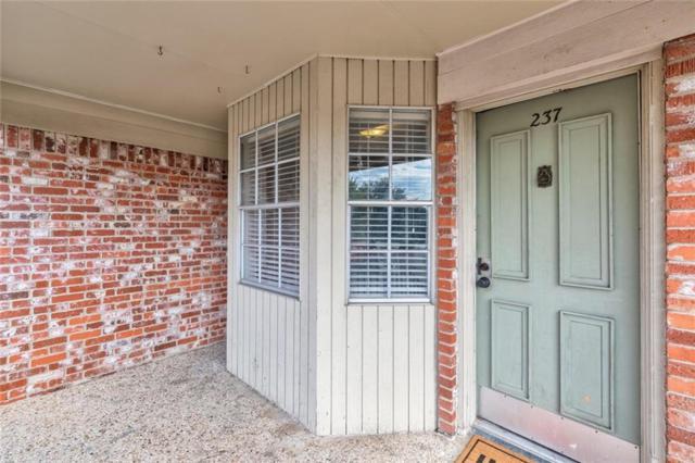 7920 Rockwood Ln #237, Austin, TX 78757 (#7201425) :: Ben Kinney Real Estate Team