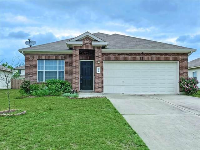208 Flinn St, Hutto, TX 78634 (#7201657) :: Umlauf Properties Group