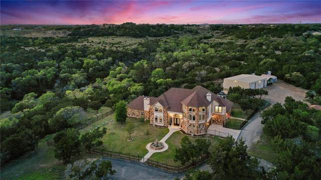15008 Apple Springs Holw, Leander, TX 78641 (#7205523) :: The Heyl Group at Keller Williams