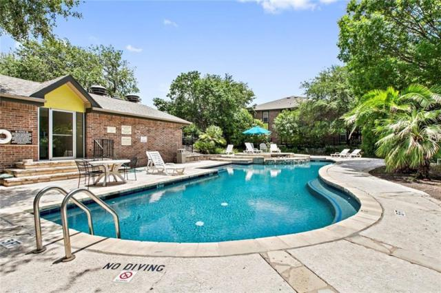 7685 Northcross Dr #106, Austin, TX 78757 (#7208256) :: The Perry Henderson Group at Berkshire Hathaway Texas Realty