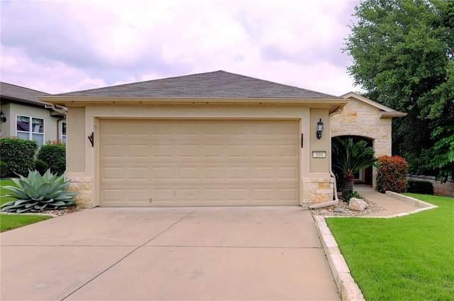104 Bright Leaf Trl, Georgetown, TX 78633 (MLS #7208985) :: Brautigan Realty