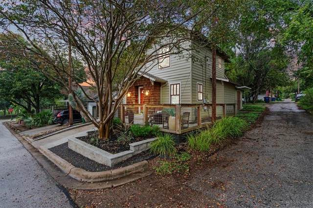 4102 Peck Ave, Austin, TX 78751 (#7210005) :: Front Real Estate Co.
