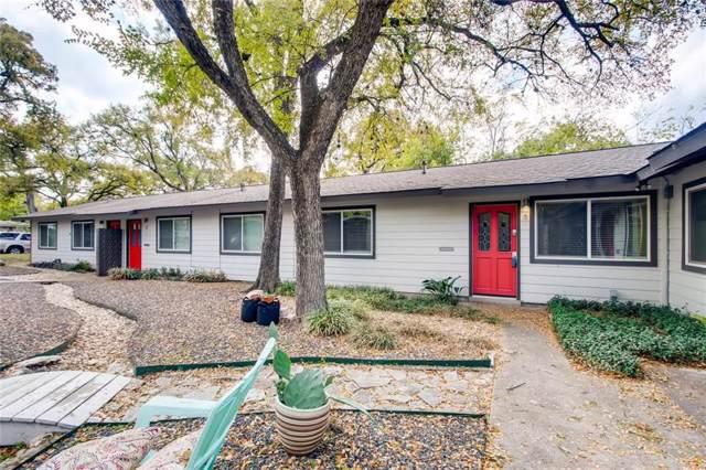 3504 Griffith St #3, Austin, TX 78705 (#7213406) :: Kourtnie Bertram   RE/MAX River Cities