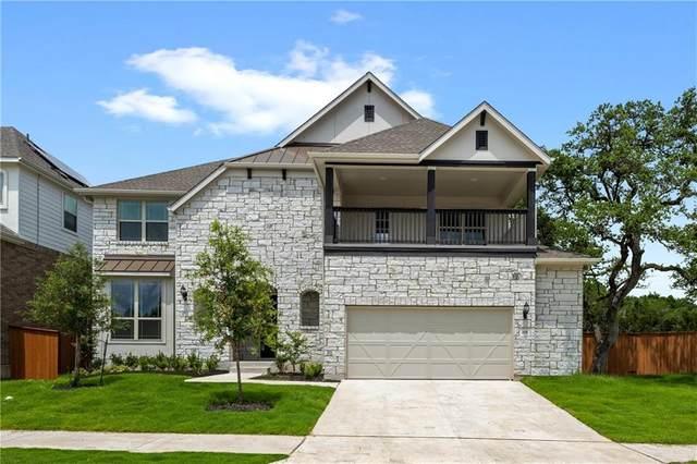 205 Barton Run Dr, Georgetown, TX 78628 (MLS #7214096) :: Vista Real Estate