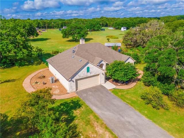 110 Woodlands Trl, San Marcos, TX 78666 (#7214567) :: Papasan Real Estate Team @ Keller Williams Realty