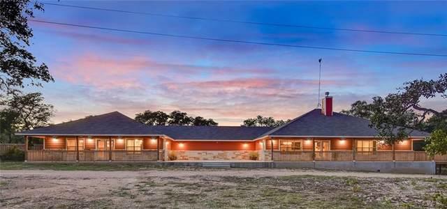 3547 W State Highway 29, Bertram, TX 78605 (#7218320) :: Lauren McCoy with David Brodsky Properties