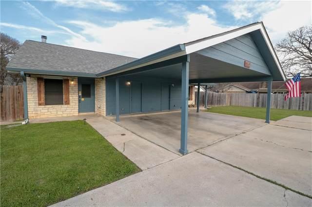 3503 Rocky Hollow Trl, Georgetown, TX 78628 (#7218520) :: Watters International
