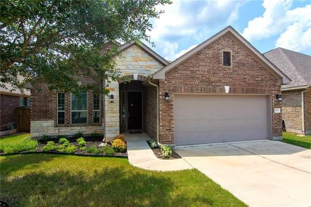 2800 Granite Hill Dr, Leander, TX 78641 (#7220581) :: Papasan Real Estate Team @ Keller Williams Realty