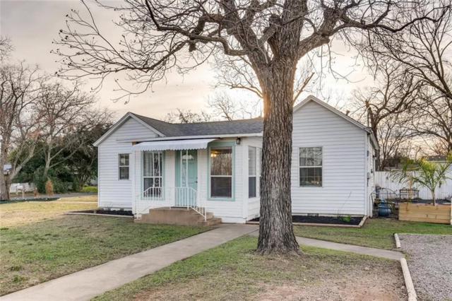 711 E 8th St, Georgetown, TX 78626 (#7221056) :: Amanda Ponce Real Estate Team