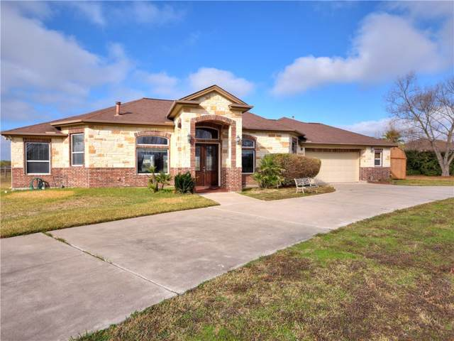 651 Estates Of Brushy Creek Dr, Hutto, TX 78634 (#7224417) :: Papasan Real Estate Team @ Keller Williams Realty