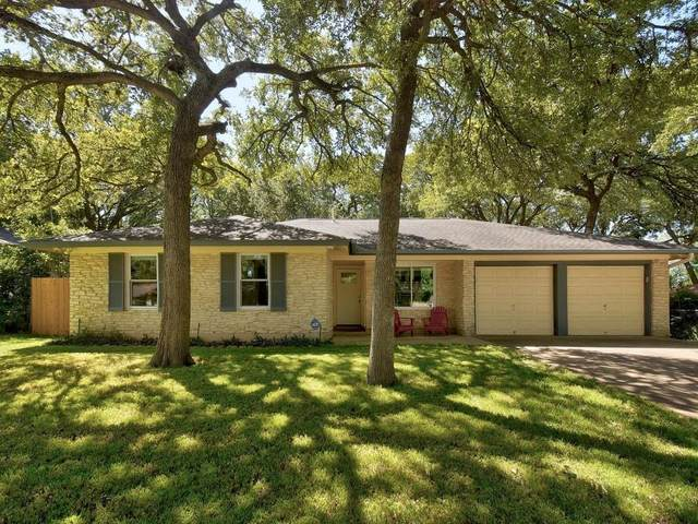 2621 Baxter Dr, Austin, TX 78745 (#7224858) :: The Perry Henderson Group at Berkshire Hathaway Texas Realty