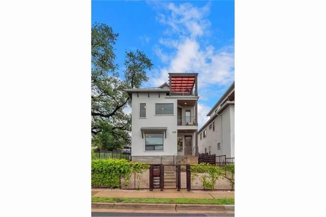 1105 E 12th St, Austin, TX 78702 (#7225651) :: Papasan Real Estate Team @ Keller Williams Realty