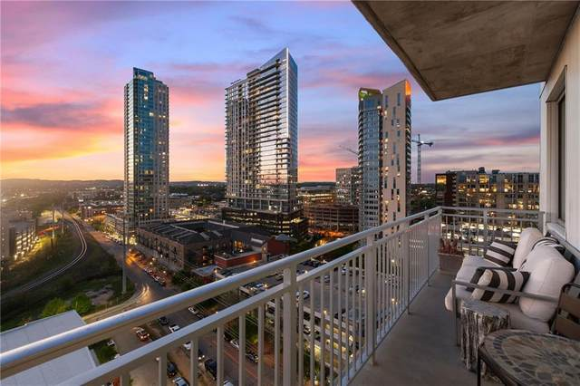 222 West Ave #1414, Austin, TX 78701 (#7228103) :: Azuri Group | All City Real Estate