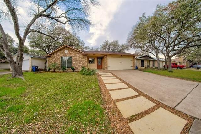 3311 Galesburg Dr, Austin, TX 78745 (MLS #7232928) :: Vista Real Estate