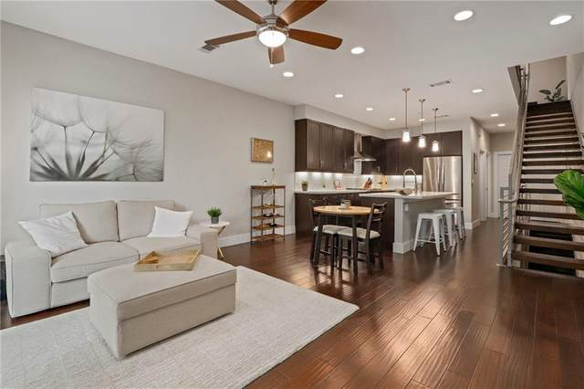 2002 Glen Allen St #103, Austin, TX 78704 (#7234905) :: Zina & Co. Real Estate