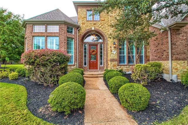 500 Sarazen Loop, Georgetown, TX 78628 (#7234927) :: Service First Real Estate