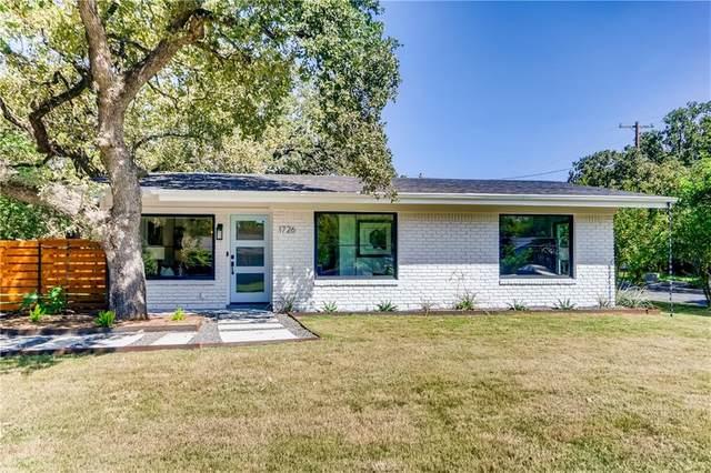 1726 E 32nd St, Austin, TX 78722 (MLS #7239420) :: Green Residential