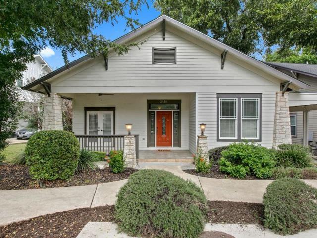 2151 Sage Creek Loop, Austin, TX 78704 (#7239610) :: Ana Luxury Homes